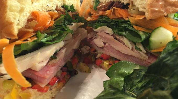 CMB Recipe Sandwich